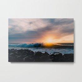 Morro Bay Metal Print