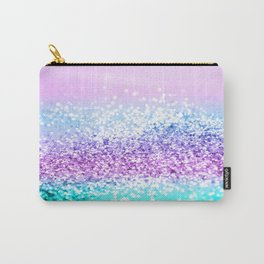 Unicorn Girls Glitter #18 #shiny #decor #art #society6 Carry-All Pouch