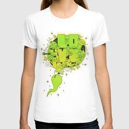 Love Doodle! T-shirt