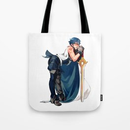 Chrom 1/7 Scaled Figure Tote Bag