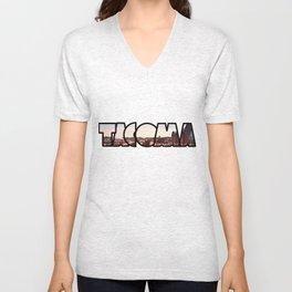 Tacoma, Tacoma Unisex V-Neck