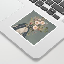 Blooming6 Sticker