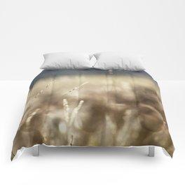 Prairie Grass Comforters