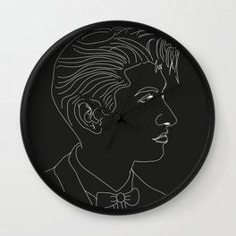 Tur(me-on)er Wall Clock