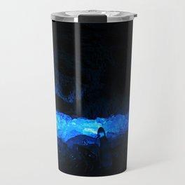 Aoi Kori - 青い氷 Travel Mug