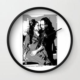 Dracula 1992 - Francis Ford Coppola Wall Clock