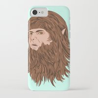 teen wolf iPhone & iPod Cases featuring Teen Wolf by Joseph Botcherby
