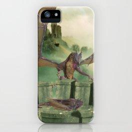 Dragon Land iPhone Case