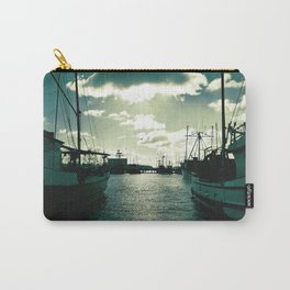 Between The Boats Carry-All Pouch