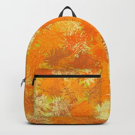 Pumpkin Tumbleweeds Backpack