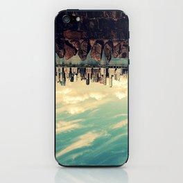 the ny flip iPhone Skin