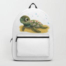 Turtle flow Backpack