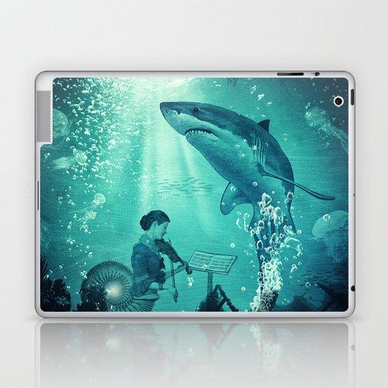 Music Lessons Laptop & iPad Skin
