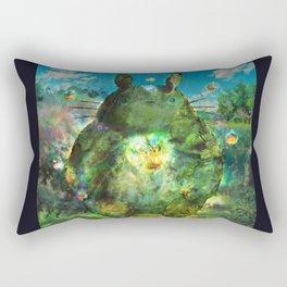 best neighbor  Rectangular Pillow