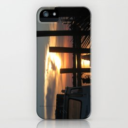 Provisioned Sunset iPhone Case