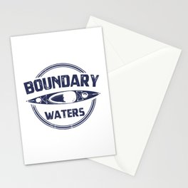 Boundary Waters Stationery Cards