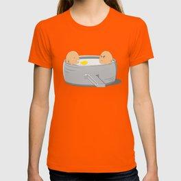 Eggs Jacuzzi T-shirt