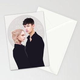 The Hero and the Fairy Stationery Cards
