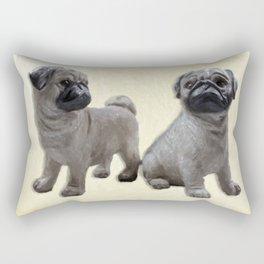 friends for life  2 Rectangular Pillow