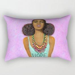 Hope Craze Rectangular Pillow