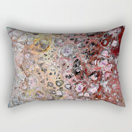 PEBBLES IN THE SAND Rectangular Pillow