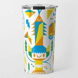 Shape-A-Licious Travel Mug