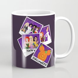 Princess Polaroid Halloween Coffee Mug