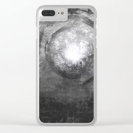 Whole. Clear iPhone Case