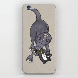 Doggo Dinosaur iPhone Skin