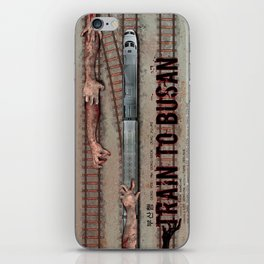 Train to Busan iPhone Skin