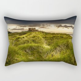 Amongst the Grass Rectangular Pillow