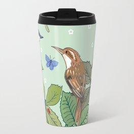 Woodland Birds Travel Mug