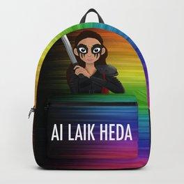 Lexa cartoon Backpack