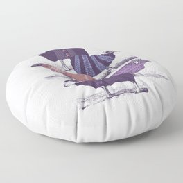 Cool Sweaters Floor Pillow