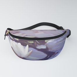 Pond Lily 36 Fanny Pack