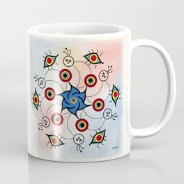 """In woman love"" (Mirdala o Mandró) Coffee Mug"