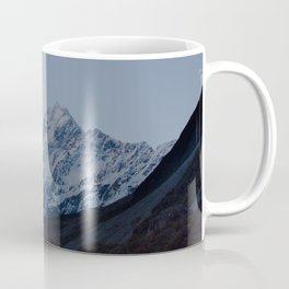 aoraki at dusk Coffee Mug