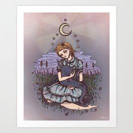Axo Art Print