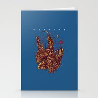 ukraine Stationery Cards featuring Ukraine by Ivan Belikov