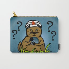 The Mystical Groundhog Carry-All Pouch