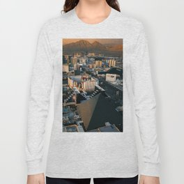 Above Las Vegas Valley Long Sleeve T-shirt