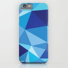Geometric print iPhone 6s Slim Case