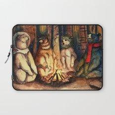 Camp Meeting By Helen Green Laptop Sleeve