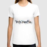 atlanta T-shirts featuring ATLANTA by Cr7izbest