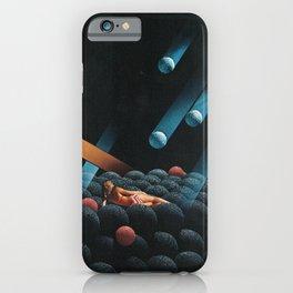 Cosmic Rays iPhone Case