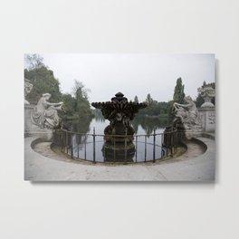 Kensington Gardens Metal Print