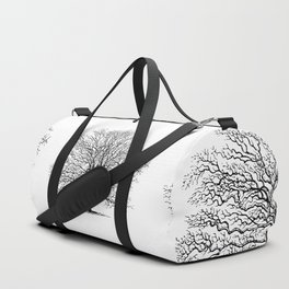 oak tree botanical no2 Duffle Bag
