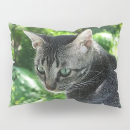 "Vermeer CAT ""Girl with a Pearl Earring"" Pillow Sham"