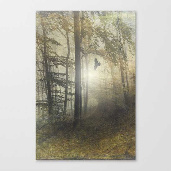 Tales from the Past Canvas Print