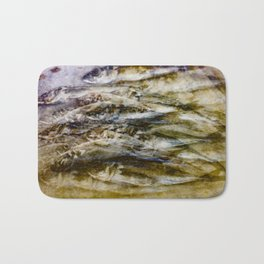 Sardines 2 Bath Mat